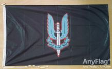 SPECIAL AIR SERVICE SAS BLACK ANYFLAG RANGE - VARIOUS SIZES